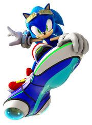 Sonic The Hedgehog - Artwork 3