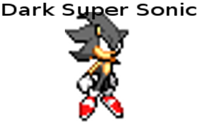 File:Dark Super Sonic Sprite.png