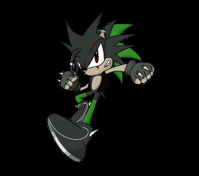Ashura the hedgehog by thetechnokid05-d4ybln1