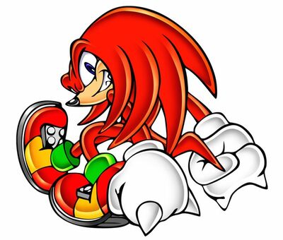 Knuckles the echidna sonic adventure-36052