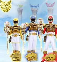 Super Goseiger by blakehunter