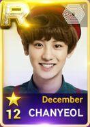 Chanyeol December