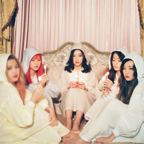 File:The Velvet - The 2nd Mini Album.jpg