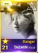 Taemin Danger V
