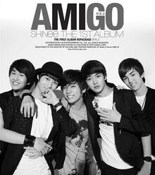 Amigo - Shinee