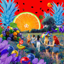 The Red Summer - Summer Mini Album - EP
