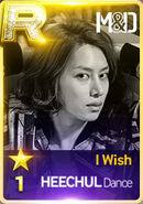 Heechul Wish D R