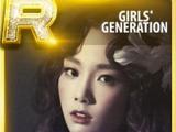 Girls' Generation Theme Cards