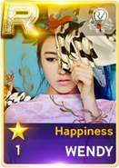 Happiness Wendy