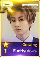 Eunhyuk V Growing R