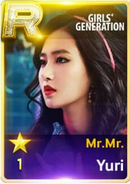 MRMR Yuri