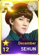 Sehun December