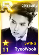 Swing ryeowook