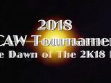 2018 SCAW Tournament