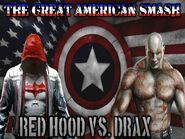 TheGreatAmericanSmash2K16RedHoodvDrax