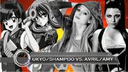 BloodSweat&TearsIXUkyo&ShampoovAvril&AmyLee