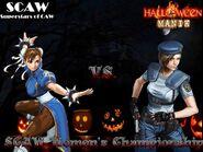 HalloweenManik2K15SCAWWomensChampionship
