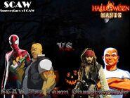 HalloweenManik2K15SCAWTagTeamChampionship