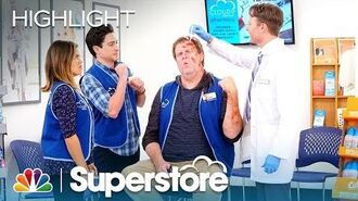 Superstore - Who Gave You the Right to Play God? (Episode Highlight)