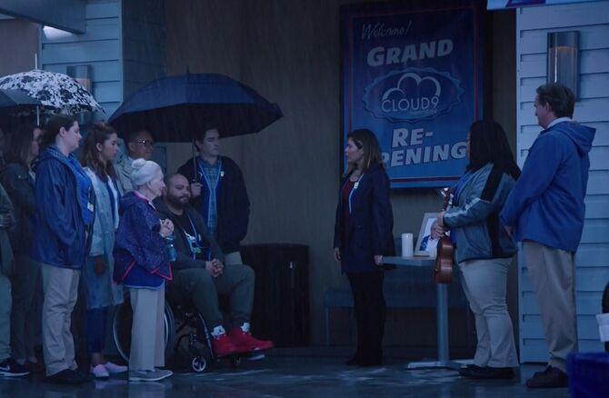 S03E02-Brett memorial service
