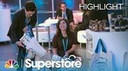 Jonah and Amy Know How to Party - Superstore (Episode Highlight)