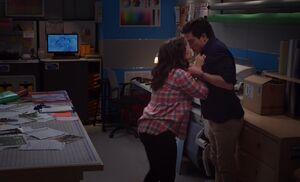 S03E22-Amy Jonah Photo Lab