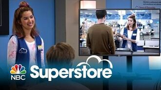 Superstore - Training Video Cheyenne Explains the Register (Digital Exclusive)