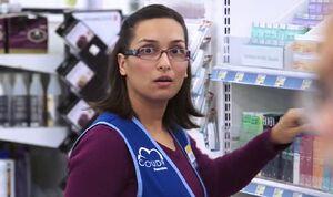 S02E15-Sarah hears gossip