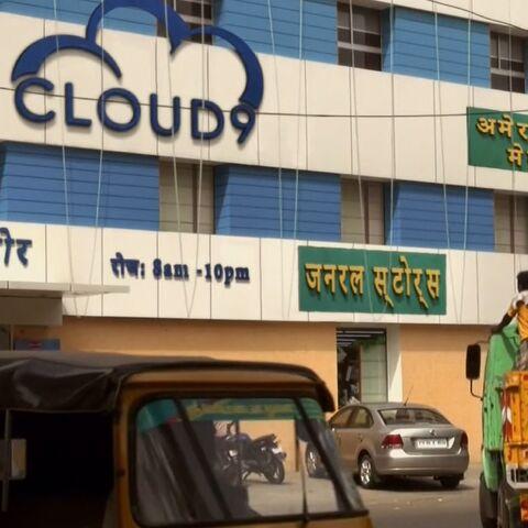 <b>Cloud 9 Mumbai, India</b>.