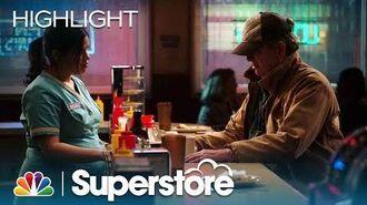Glenn, the Mysterious Trucker - Superstore (Episode Highlight)