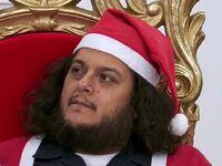 S02E08-Cody Santa hat
