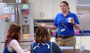 S02E20-Dina guilts Cheyenne