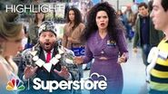 Superstore - Amy's Halloween Scare (Episode Highlight)