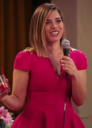 S02E20-Amy at wedding