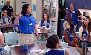 S04E21-Sandra break room