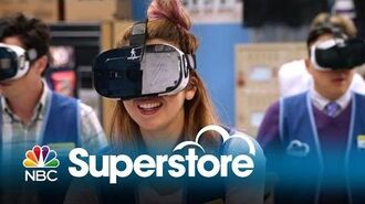 Superstore - Training Video Garrett Uses VR (Digital Exclusive)
