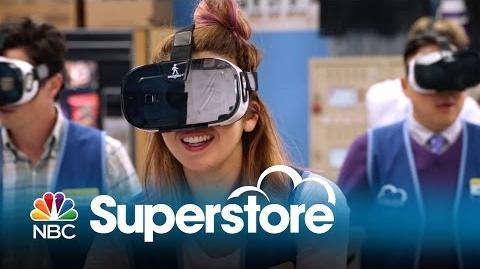 Superstore - Training Video Garrett Uses VR (Digital Exclusive)