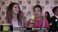 Nichole Bloom Superstore SDCC 2019