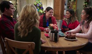 S03E07-Group at Bridgett house