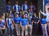 Season Three minor employees