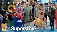 Cloud 9 Costume Contest - Superstore (Episode Highlight)