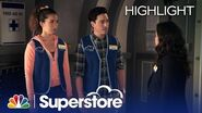 Jonah Does Something Amazing for Amy - Superstore (Episode Highlight)