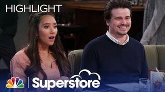Amy Unravels Jonah's Family - Superstore