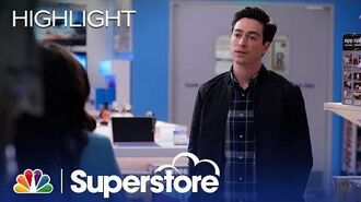Jonah Stuns Amy with a Surprise Decision - Superstore