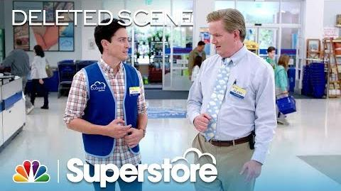 Holster Your Wiener - Superstore (Deleted Scene)