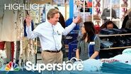 Glenn Tests Amy's Manager Mettle - Superstore (Episode Highlight)