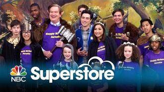 Superstore - Jonah and Glenn's Daughter (Episode Highlight)