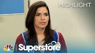 Amy Interviews for Manager - Superstore (Episode Highlight)