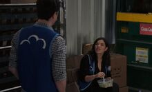 S03E15-Amy Jonah Stock Room
