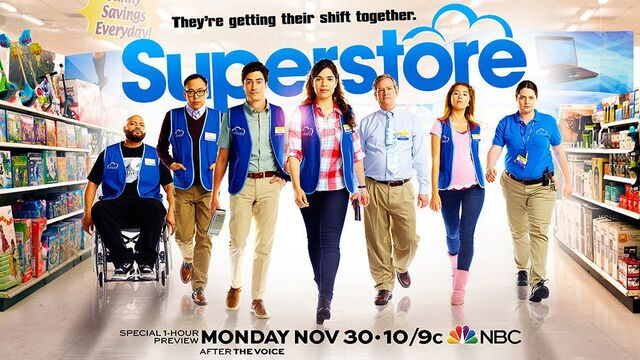 Superstore - Main Promo 2